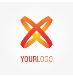 Abstract logo for your company vector