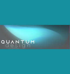 blurred futuristic smoky glowing background vector image