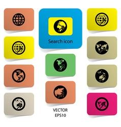 Search symbol vector