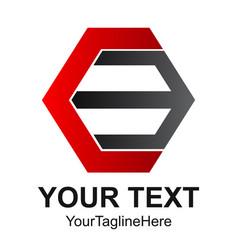 Initial letter cb logo design template element vector