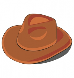 Old hat vector