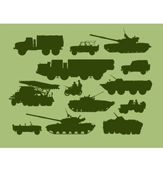 defense technology vector image