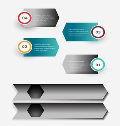 infographic design download vector image