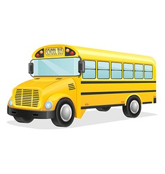 School bus 02 vector