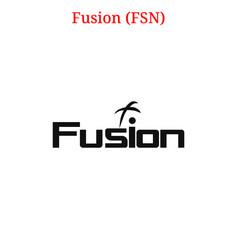 Fusion fsn logo vector