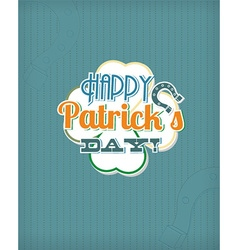 St Patricks day vector