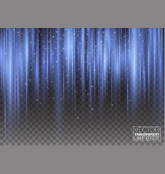 vertical undulating pulsing rays abstract vector image vector image