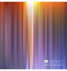 Colorful Abstract Stripes Background vector image vector image
