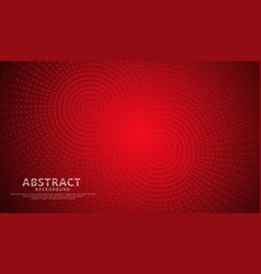 Abstract background with geometric dots vector