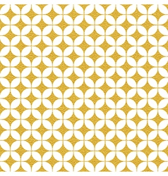 Gold glittering vintage abstract background vector