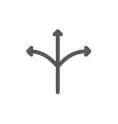 Versatile and usb line icon vector
