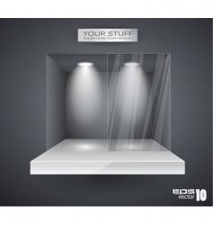 blank box vector image vector image