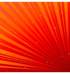 Abstract rays design vector