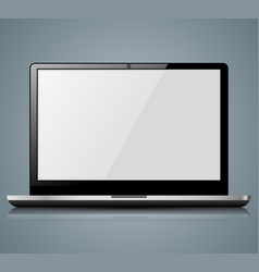 Notebook icon with white reflect vector