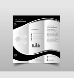 original presentation templates or corporate vector image