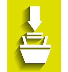 computers concept design vector image