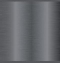 brushed metal texture vector image