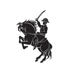 Napoleon vector image vector image