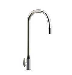 household faucet vector image