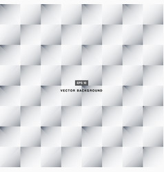 Abstract background black and white square pattern vector