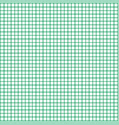 Abstract suuare pattern green and white color on vector
