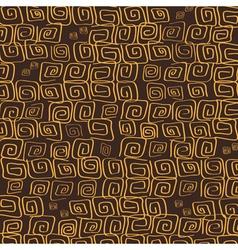 Brown background flourish vector