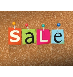Sale Concept vector image
