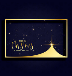 creative premium christmas tree design background vector image vector image