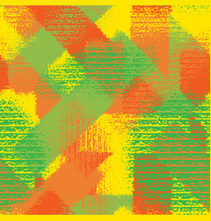 Abstract grunge seamless pattern urban camouflage vector