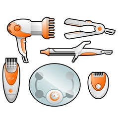 household goods vector image