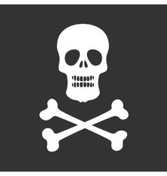 Skull and Bones vector