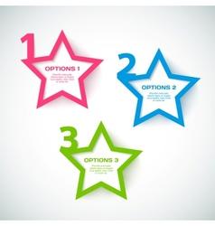 Progress background Paper design vector image