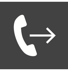 Call forwarding vector