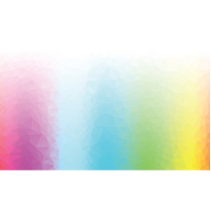geometric color spectrum texture background wide vector image