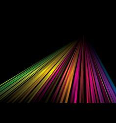 Rainbow angle vector