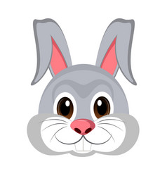 avatar of a rabbit vector image