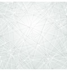 Abstract light tech background Connection concept vector