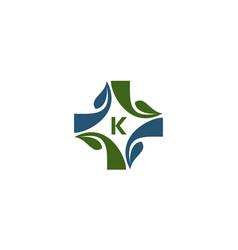 Medical herbal initial k vector