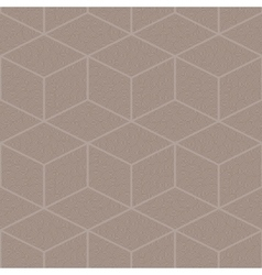 Seamless abstract pattern of diamonds vector image vector image
