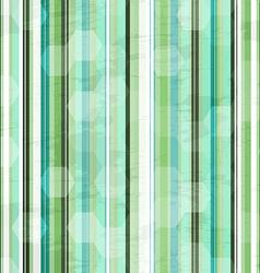 vintage green line semless vector image vector image