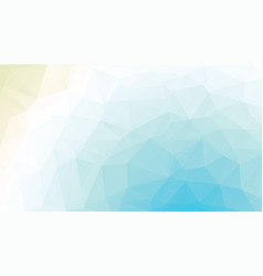 geometric soft blue texture background wide screen vector image