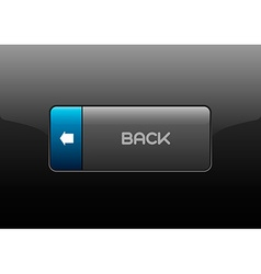 Back Buttons vector image