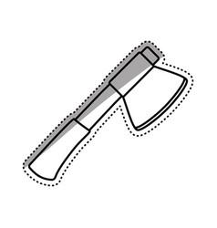 Axe construction tool vector