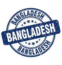 Bangladesh stamp vector