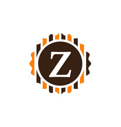 Best quality letter z vector