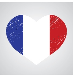emblem of france vector image