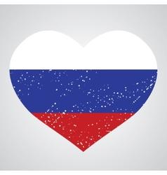 emblem of russian vector image vector image