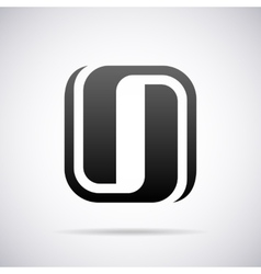 logo for letter O Design template vector image vector image
