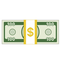 abstract currency vector image