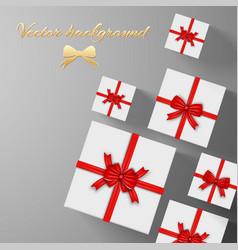 celebrating invitation cards poster vector image